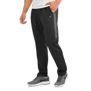 Russell Men's Thermaforce Flex Black Pants